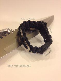 Survival Bracelet Stuffed Tactical