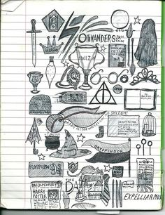 If I could draw a whole lot better, this would be all over my notes.: