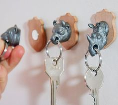 How often do you find yourself frantically looking for your keys each morning as you're already running late for work? Well if your keys were…