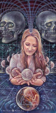 "'Satori'Emily Kell / Sacred Geometry <3 ****Nathan Walsh's Dark Science Fiction Novel ""Pursuit of the Zodiacs."" Launching Soon! PursuitoftheZodiacs.com****"