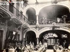 Fotos de Puebla, Puebla, México: Restaurante del Hotel Arronte