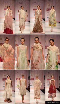 Indian Fashion - Indian Designer - Indian Fashion Week Spring Summer 2013 - Pratima Pandey