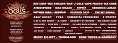 Rock the Bells 2012 Festival Lineup