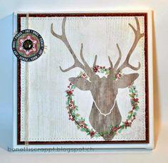 Canvas Keilrahmen Weihnachten