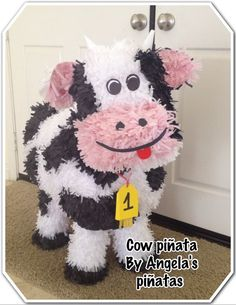 Items similar to Cow Pinata, Farm Birthday pinata, Custom Farm Animals pinata, Barnyard Animal Pinata Centerpiece Barnyard Birthday Farm Birthday Pinata on Etsy Farm Animal Party, Farm Animal Birthday, Barnyard Party, Farm Birthday, Farm Party, 2nd Birthday Parties, Petting Zoo Birthday Party, Birthday Pinata, Kids Wedding Activities