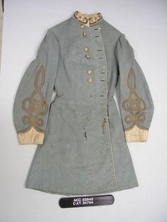 Confederate General Marcus J. Wright's Uniform Frock Coat