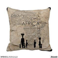 AFRICA PILLOWS