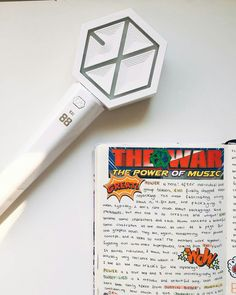 #EXO #exolightstick #goods #Kai #Power