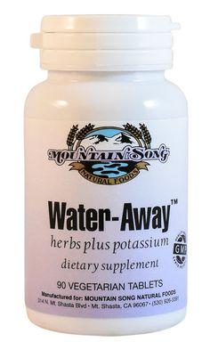 Water Away Herbal Diuretic Water Pills -- Tried it! Love it! Click the image. : Weight loss Diuretics