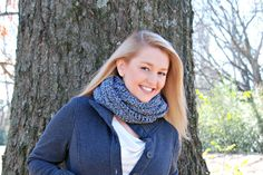 Cowl In a Jiffy Crochet Pattern by RebeccaAnnCreations on Etsy, $5.00