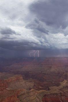°Forces of Nature - Arizona, US by David Thompson