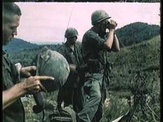 Rare Vietnam War Footage