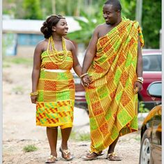 I Do Ghana   Attakorah & Etilda   Butterfly Multimedia   African Fashion
