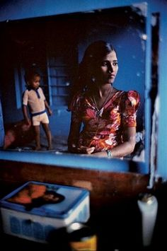 Mary Ellen Mark - Falkland Road, Mumbai