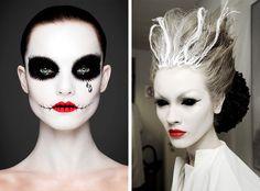 Halloween makeup idėjos - Pincled