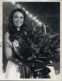 1973 Terry Anne Meeuwsen Miss America from De Pere, Wisconsin www.facebook.com/definitelydepere
