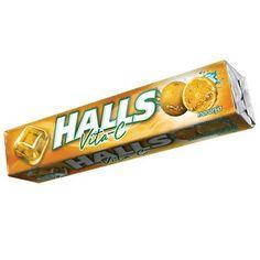 Halls Vita C Candy