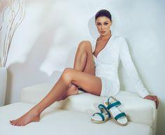 Belén Rodríguez's Feet << wikiFeet