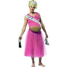 Mens Prom Queen Funny Costume