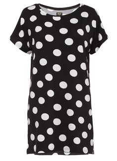 black polka-dot tunic www.bosco-design.com