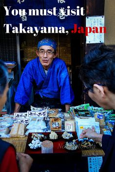 The small city of Takayama, Japan in the Japanese foothills has maintained its charm and craftsman and food appeal and is a wonderful example of an authentic culture and lifestyle combined http://travelphotodiscovery.com/takayama-japan-travel-photo-mondays-22/