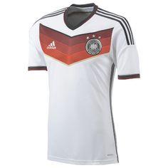 adidas Männer Deutschland Authentisches Heimtrikot - http://www.kleidung-24.de/adidas-maenner-deutschland-authentisches-heimtrikot   #Trikots #Deutschland