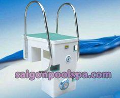 Thiết bị máy lọc nước bể bơi