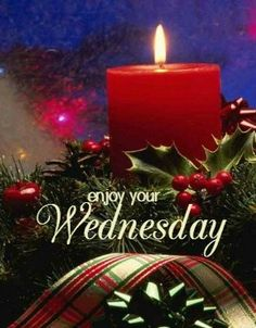 Happy Wednesday Christmas                                                                                                                                                                                 More