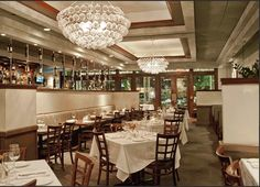 The Midtown Grille- Located in North Hills area- Great spot to grab lunch or a drink after work