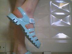 Jelly Shoes Jelly Shoes, Jelly Sandals, Shoes Sandals, Flats, Plastic Shoes, Pumped Up Kicks, Pumps, Heels, Girls Best Friend