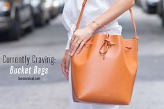 Team LC's top 10 must-have bucket bags