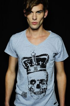 #addmyberry #brand #tee #T-shirt #hype #rocknroll #belgian #sexy #qr #code #fashion #king #skull