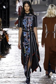 Peter Pilotto Autumn/Winter 2016-17 ready to wear