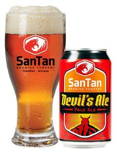 Our flagship Brew! Devil's Ale