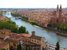 Verona: Die ewige Stadt der VerliebtenBella und ewig