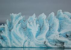 ALLPE Medio Ambiente Blog Medioambiente.org : Icebergs de colores