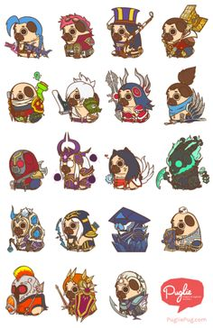 pugliepug:  Welcome to Puglie's Rift Poster 1 of 3 for Puglie joining the League!If you're interested in ordering a poster, check out the Euge & Puglie Store :]