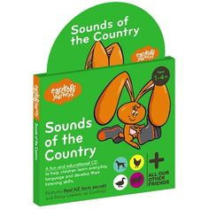 🍃Sounds of the Country is a half hour fun audio story for children. Explore the farm with Eardrop and The Farmer as they feed all the animals and discover many exciting sounds! 🎶 🐈 🐝 🚜 🐖 🐐 🐄 🐓 🍃 ➕more! The Eardrops stories are designed to help children learn everyday sounds and English language, and develop their listening skills at the same time. Good listeners make good friends💜 🕳Shop full stories, downloads and info at www.eardrops.co.nz 🐇😀