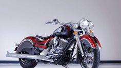 Big Chief Custom: la nuova Indian customizzata