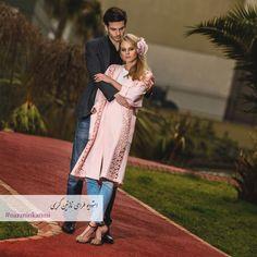 Wear pink! Be cute and stylish  Orchid Collection  Design By Nazanin Karimi از مجموعه عيدانه طراحى نازنين كريمى  از فردا در استوديو طراحى (نياوران، نخجوان) و بوتيك (مركز خريد گاندى، همكف)  Another great shot @wedmod  Makeup Artist: @saharhosseini77 Photographer: @amirhabibi_99 #nk #nazaninkarimi #nkdesignstudio #nkboutique #fashion #style #tehran #iran