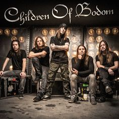 Children of Bodom perform at Marathon Music Works on August 8! Tickets on sale Fri. Apr. 12 at http://www.nowplayingnashville.com/page/TicketsOnSale664
