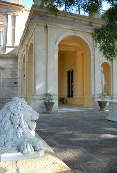 Palacio Santa Candida, Concepcion del Uruguay, prov. Entre Rios, Argentina