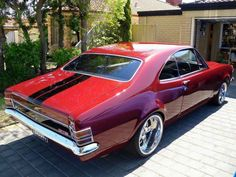 MONARO GTS Australian Muscle Cars, Aussie Muscle Cars, American Muscle Cars, Sexy Cars, Hot Cars, Holden Muscle Cars, Holden Australia, Holden Monaro, Amazing Cars
