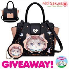 Mai Sakura Giveaway