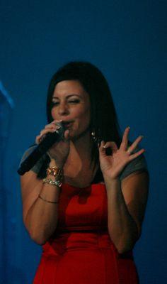Country Music Artist..Sara Evans Concert in Hagerstown Maryland