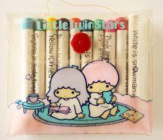 【1976】Mini Color Pencils ★Little Twin Stars★