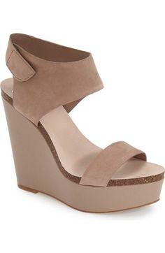 Vince Camuto 'Kaja' Platform Wedge Sandal