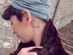 moomin tattoo.. Should I do it?!