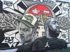 hip hop street art       hip hop instrumentals updated daily => http://www.beatzbylekz.ca