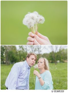 red apple tree photography: Meghan + Philip Engagement with Duncan dog :)